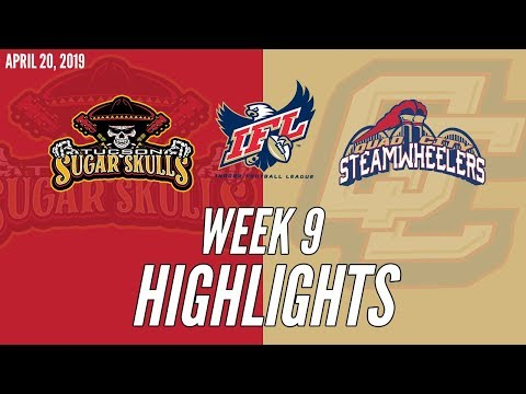 Week 9 Highlights: Tucson at Quad City