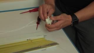 Isotra video návod jak opravit  přetržený řetízek