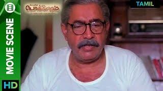 Can a Hindu marry a Muslim girl   Tamil Movie Scene    Pokkisham
