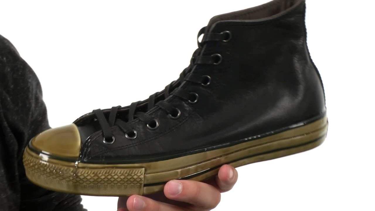 new concept 86174 5a049 ... get converse by john varvatos chuck taylor all star dipped outsole hi  sku8586509 youtube 69946 0c0a2