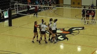 Volleyball Highlights: Valdosta State - 09.21.2018