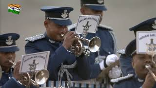 Air Force Band I Air Force Colour I Beating the Retreat Ceremony 2020