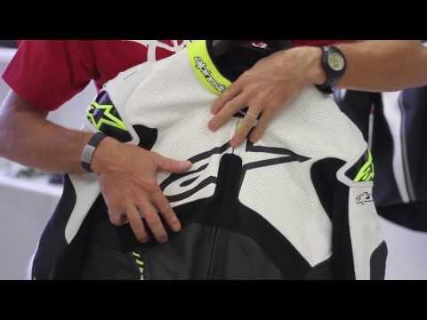 Alpinestars motorcycle jackets overview by Nic Sims from Alpinestars!