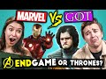 MCU or GoT Challenge (No Spoilers) | Guess That