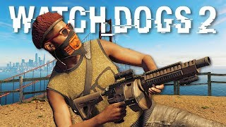 BACK TO SAN FRANCISCO | Watch Dogs 2 Free Roam
