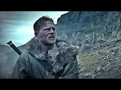 'King Arthur: Legend Of The Sword' Official Trailer (2017)