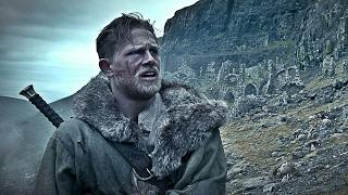 'King Arthur: Legend of the Sword' Official Trailer (2017)