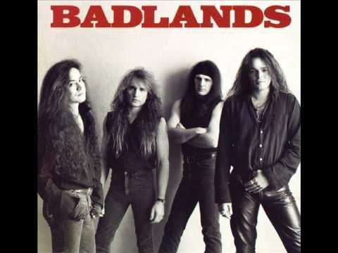 Badlands - badlands (full album)