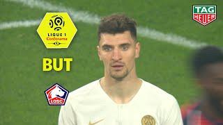 But Thomas MEUNIER (7' csc) / LOSC - Paris Saint-Germain (5-1)  (LOSC-PARIS)/ 2018-19