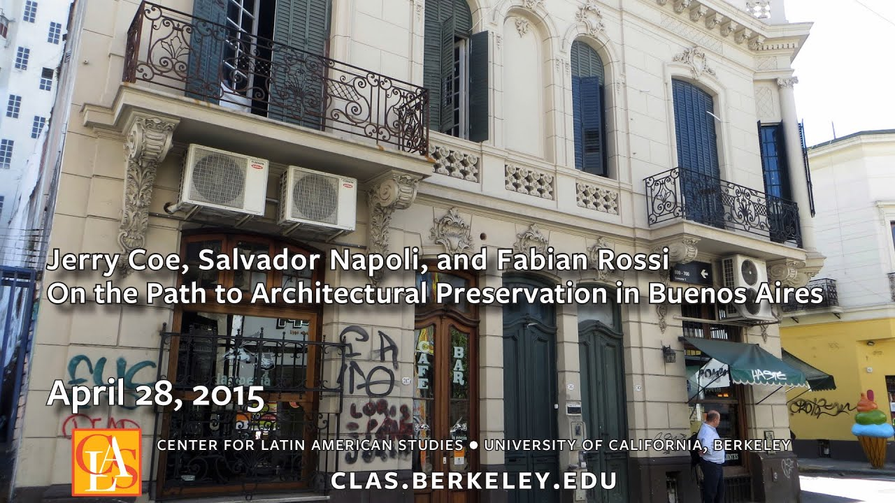 Merveilleux On The Path To Architectural Preservation In Buenos Aires