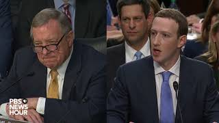 Sen Durbin to Zuckerberg Would you share the name of the hotel you stayed in last night