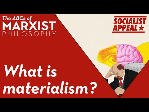 What is materialism?