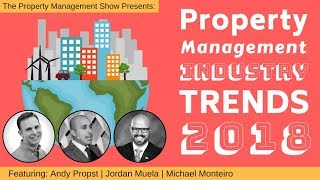 Property Management Industry Trends 2018