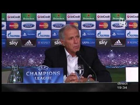 René Girard déçu par l'accueil des Schalke 04 (Montpellier)