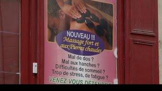 REPORTAGE - Comment des salons de massage cachent des activités de prostitution