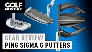 Ping Sigma G Putters Review