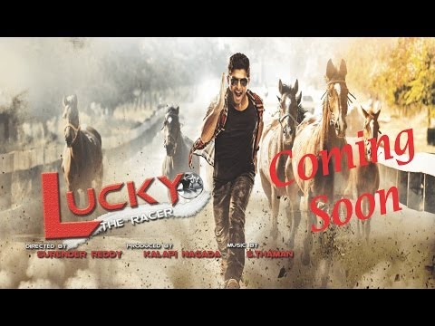 "Race Gurram Hindi Trailer (HD) ""Main Hoon Lucky - The Racer"" Starring Allu Arjun"