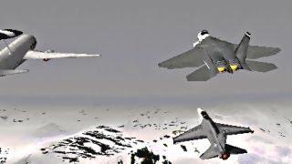 F-22 Lightning II - Campaign 2 - Mission 4 - Snowbird
