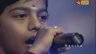 MaruthaMalai Maamaniye - Super Singer Junior Vignesh