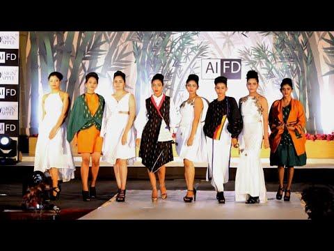 Dapple Fashion Show 2019 Army Institute Of Fashion And Design Youtube