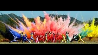 Power Rangers Dino Charge Team Up V.2
