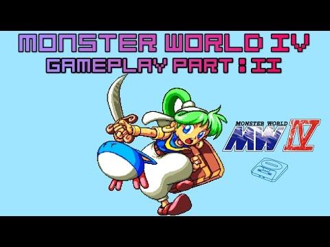 🎮 Monster World IV GamePlay Part 2