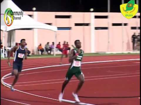 Boys 4x400m Relay - Intercol 2016