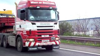 West of Scotland And Demolition machine