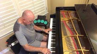 "Jerry Lancaster's Piano - ""The Green Door"""