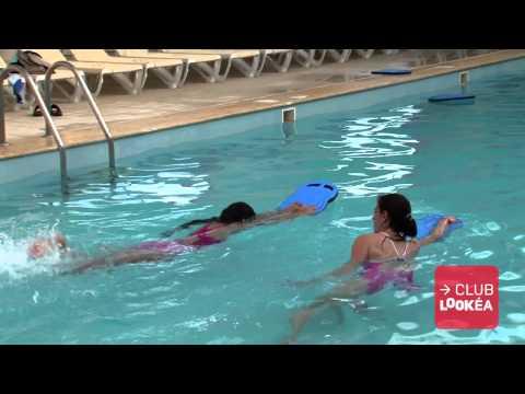 Swimming school - Cours de natation pour les enfants en Club lookéa !