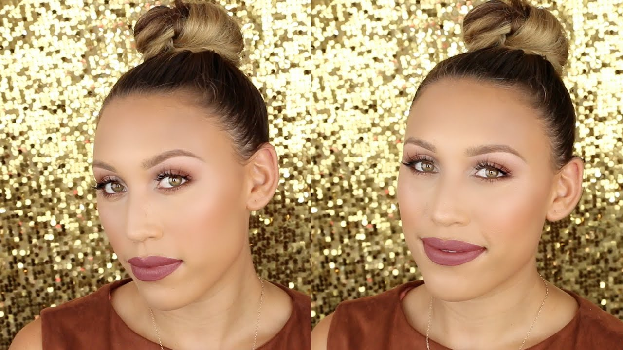 2015 Fall Daytime Makeup Tutorial | The Beauty Pair