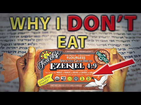 Why I Don't Eat Ezekiel Bread | Founded in Truth