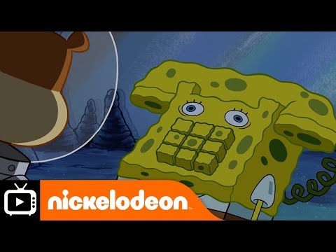 SpongeBob SquarePants | Who Am I Song | Nickelodeon UK