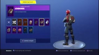 Fortnite new package now available on PS4 on PSN + Free Skin 2018r
