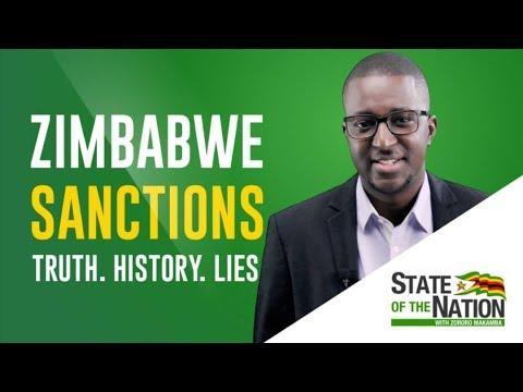 Sanctions on Zimbabwe : Truth, History & Lies | State of the Nation with Zororo Makamba