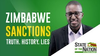 Sanctions on Zimbabwe : Truth, History & Lies | State of the Nation with Zororo Makamba