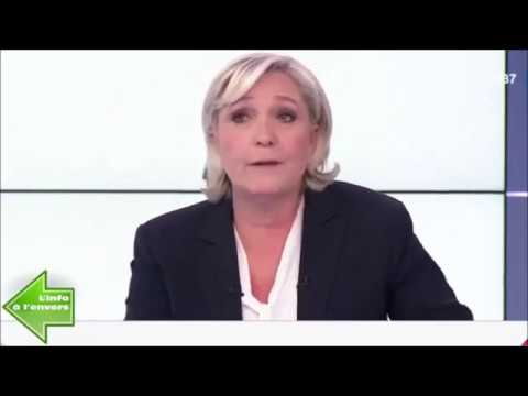 Marine Le Pen : situation à Mayotte