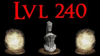 Dark Souls 3 PVP - Gank City: LEVEL 240 MONSTER