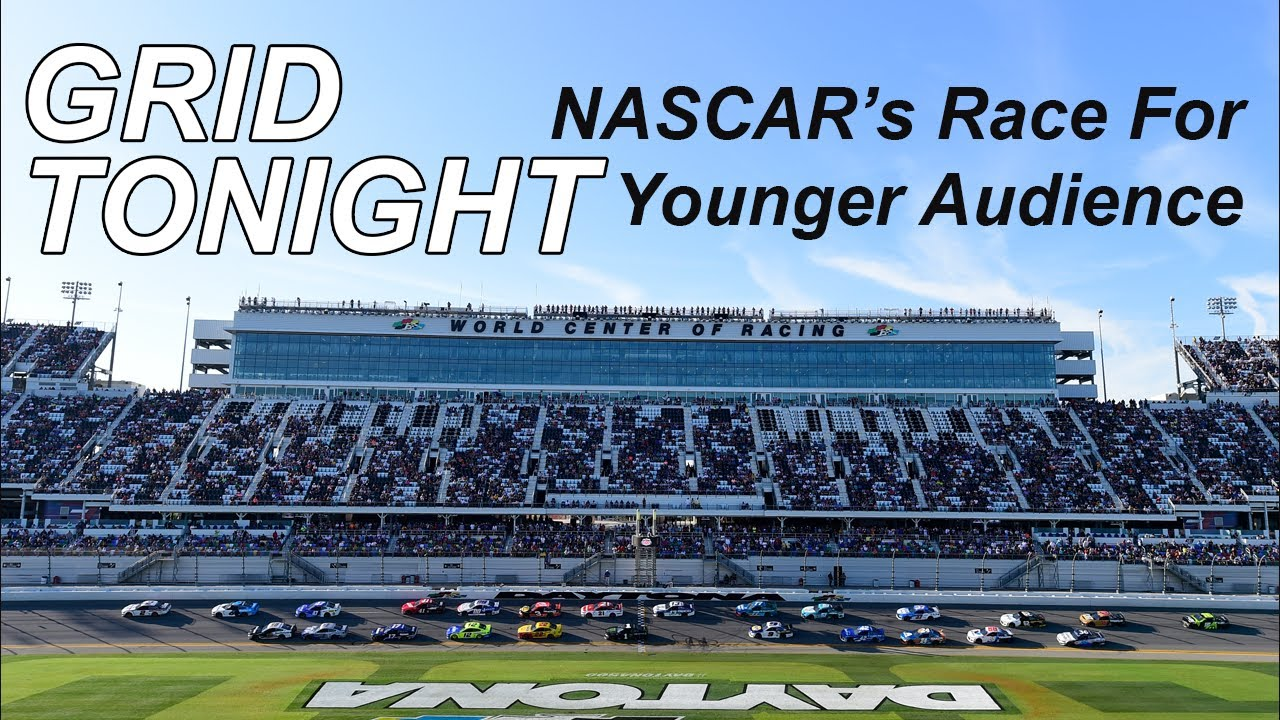 NASCAR Gen Z Audience