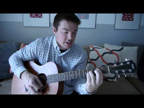 "2 Chord Guitar - ""Nothing But the Blood of Jesus"" (Matt McCoy)"