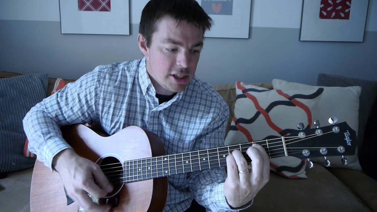 2 Chord Guitar Nothing But The Blood Of Jesus Matt Mccoy Youtube