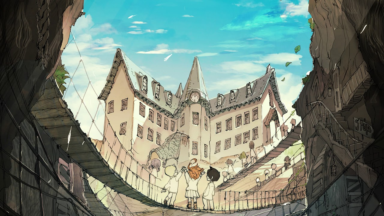 The Promised Neverland Ost Isabella S Lullaby Youtube