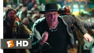 Zombieland: Double Tap (2019) - The Great American Zombie Jump Scene (9/10) | Movieclips