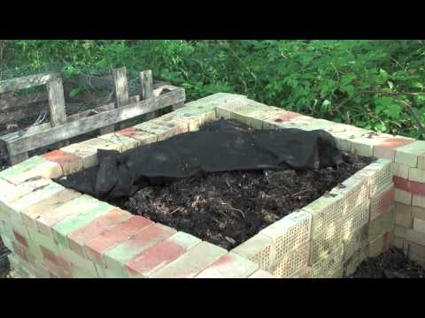 Worm Composting On A Larger Scale W/ Earthway Experience