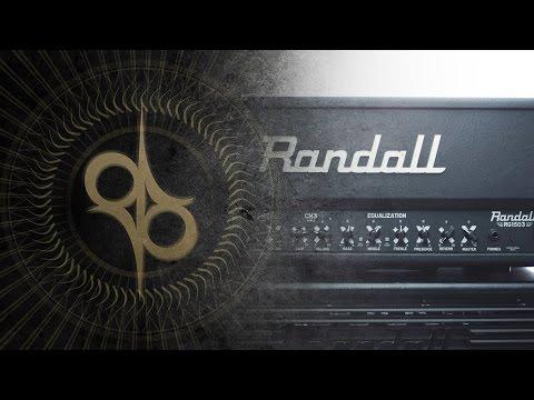 Randall RG1503 - Metal