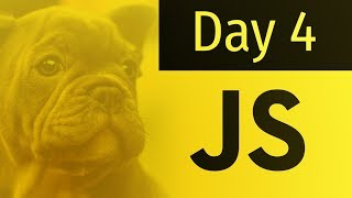 The 10 Days of JavaScript: Day 4 (Arrays)