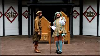 King's Court Pre Show - Pennsylvania Renaissance Faire 2017
