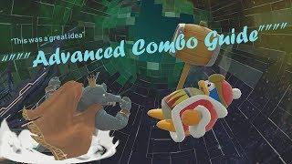 """A Glitch K. Rool """"Advanced Combo Guide"""" [Smash Ultimate]"""