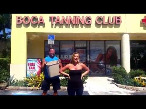 Karye Martin  (ALS Challenge) Boca Tanning Club