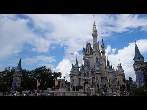 Hurricane Irma Preparations At Walt Disney World | Magic Kingdom & Hollywood Studios